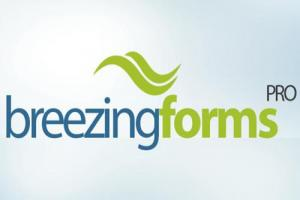 BreezingForms - формы для joomla