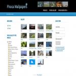 Phoca Wallpapers 2 Joomla 2.5