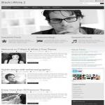IT Black & White 2 - шаблон для Joomla 3.x
